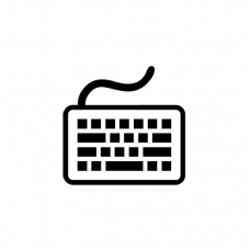 Боковая клавиатура планшета Philips